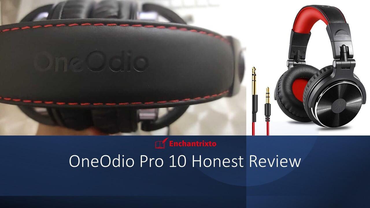 OneOdio 10 Pro- Stereo Headphones