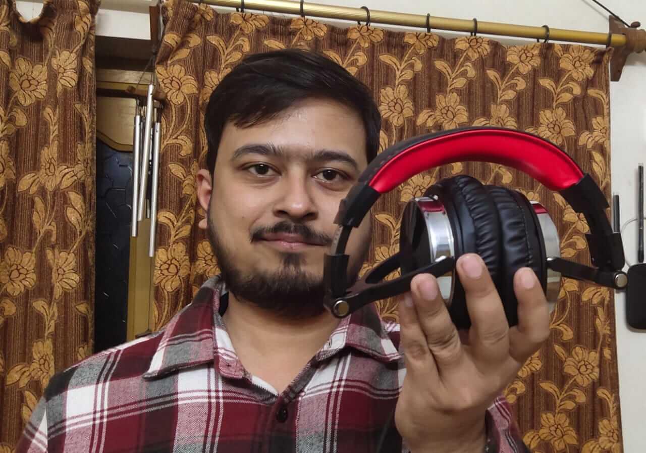Oneodio DJ Monitor Headphones