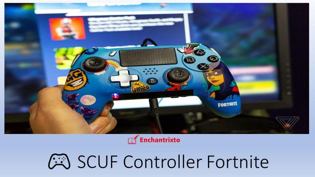 SCUF Controller Fortnite