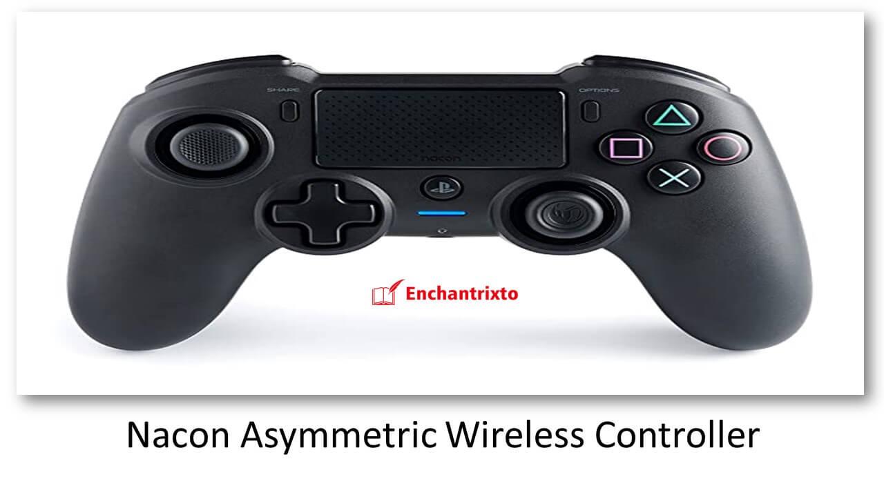 Nacon Asymmetric Wireless Controller - PS4 Controller
