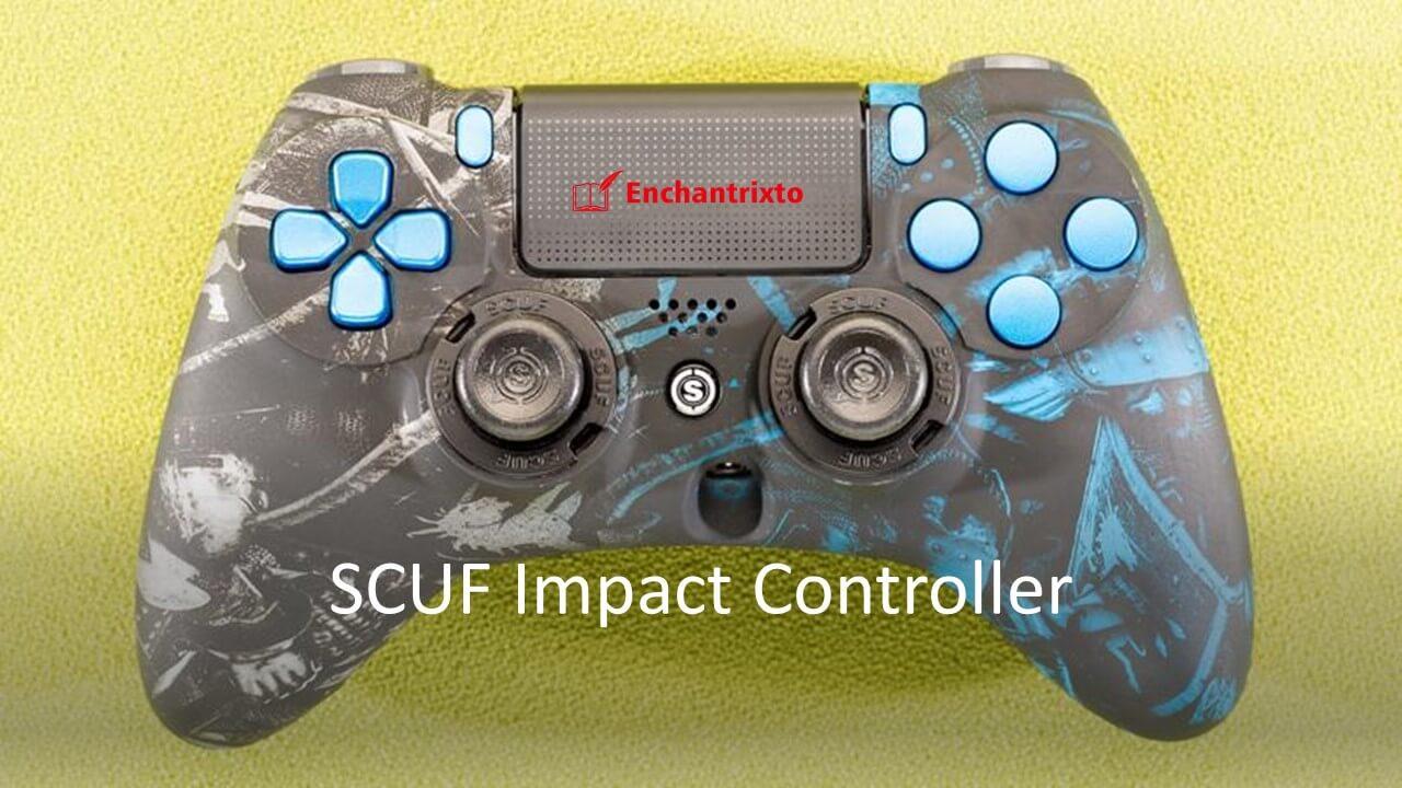 Scuf Controllers - SCUF Impact Controller