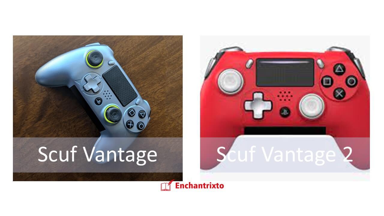 Scuf Vantage - Scuf Controller