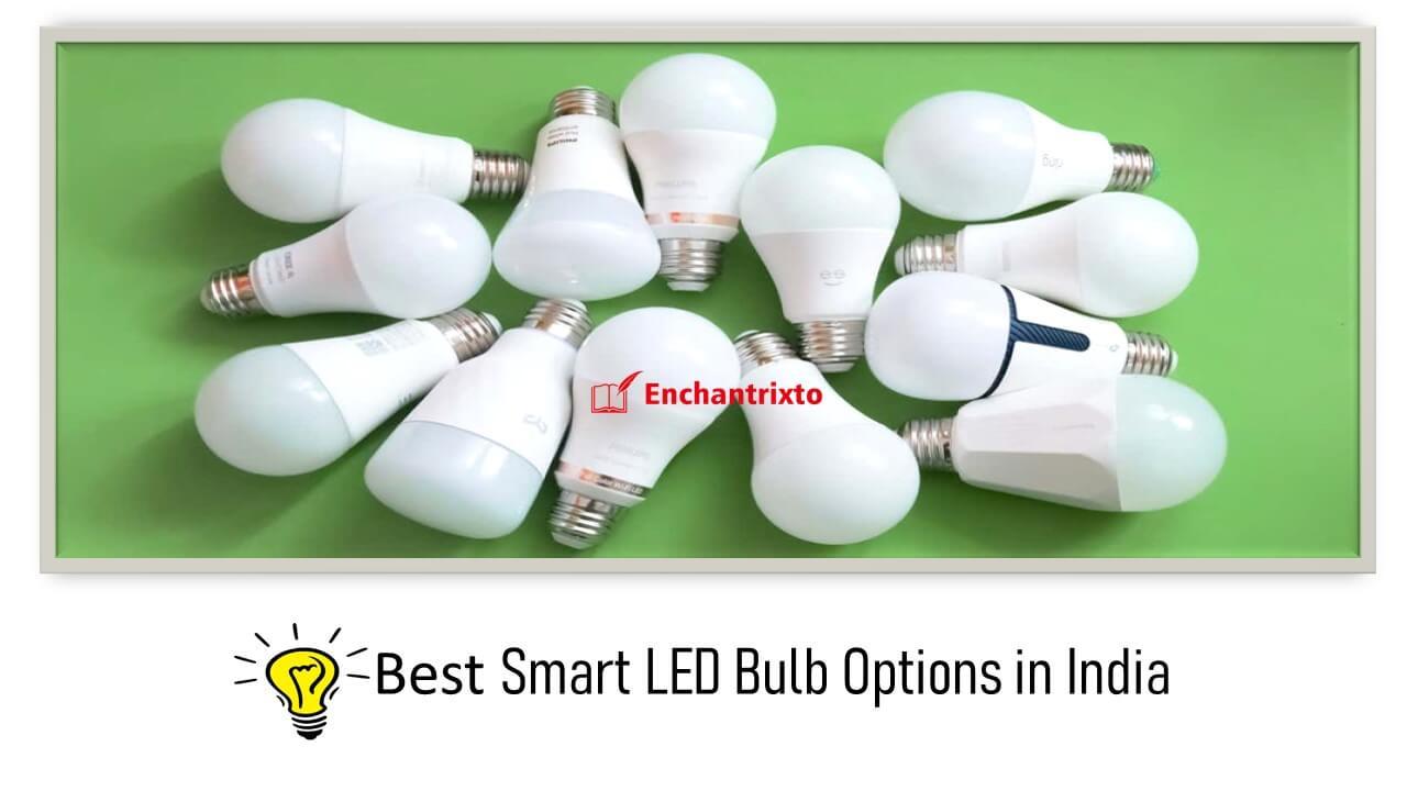 Smart LED Bulb in India