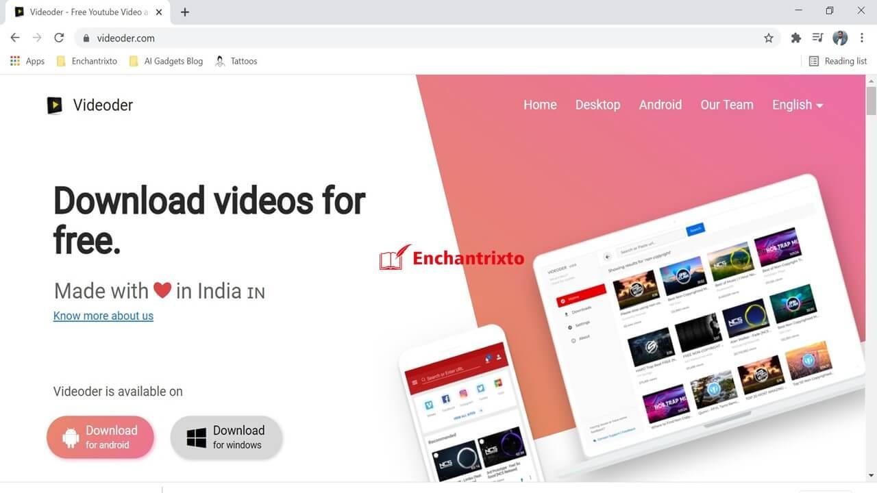 Videoder - Zee5 Video Downloader App
