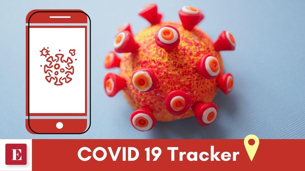 COVID 19 Tracker - Apps to track covid 19
